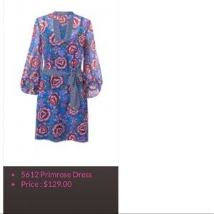 Gorgeous NEW Primrose Dress